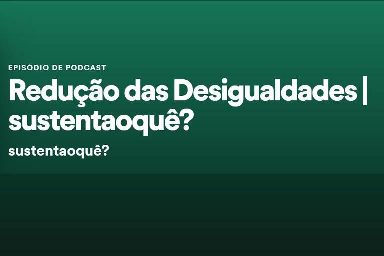 cartaz Sustentaoque