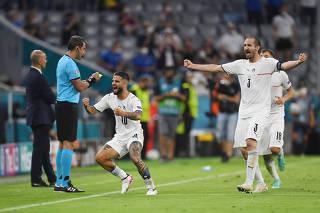Euro 2020 - Quarter Final - Belgium v Italy
