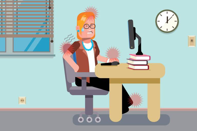 04.07 Viva bem - Dores Home Office