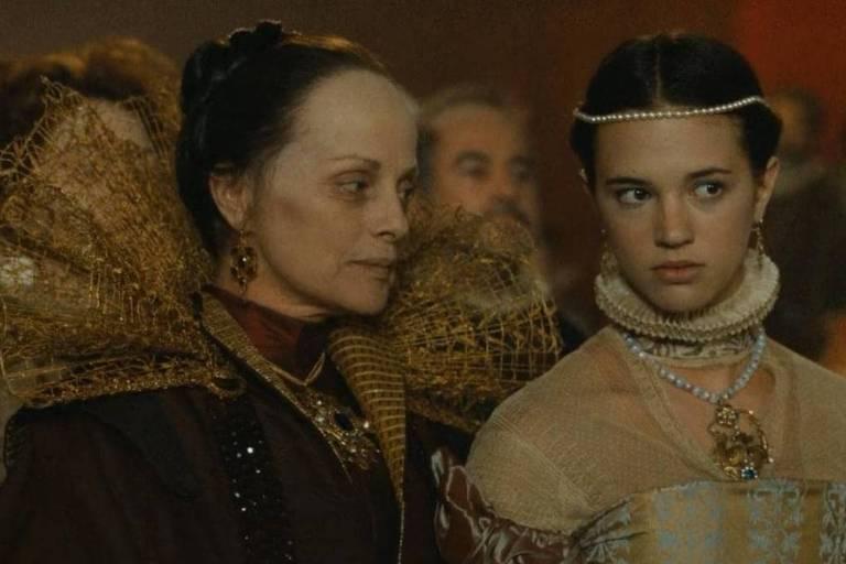 """Cena do filme """"A Rainha Margot"""""""