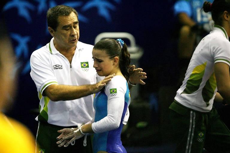 Oleg Ostapenko, técnico histórico da ginástica brasileira, morre na Ucrânia