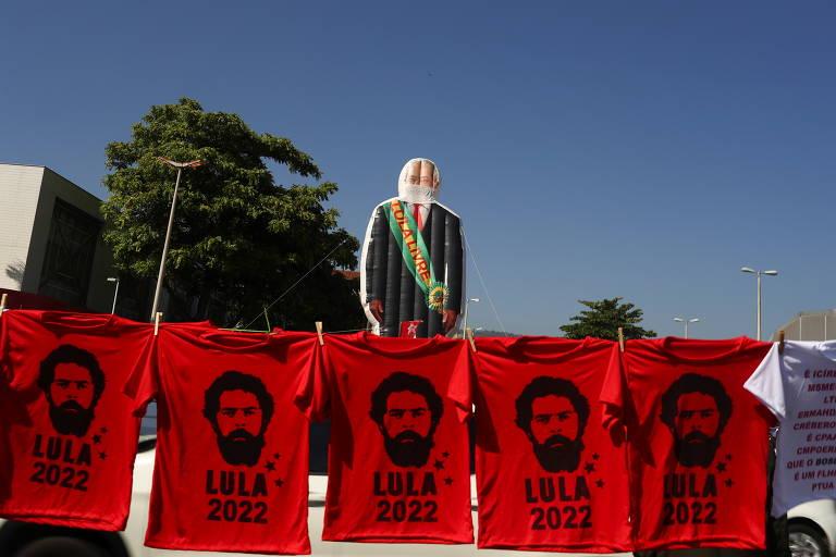 Tema da corrupção deve ficar em segundo plano na campanha eleitoral de Lula