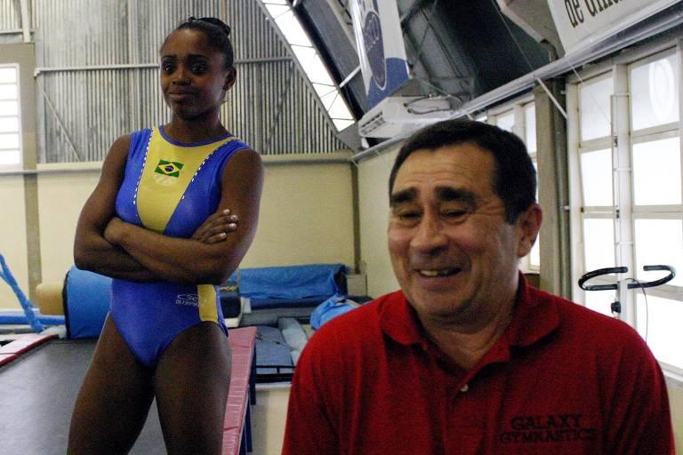 A ascensão da ginástica brasileira