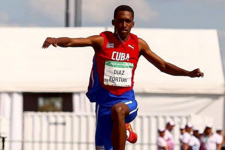 Cuba confirma fuga de atleta do salto triplo e sua ausência nos Jogos de Tóquio