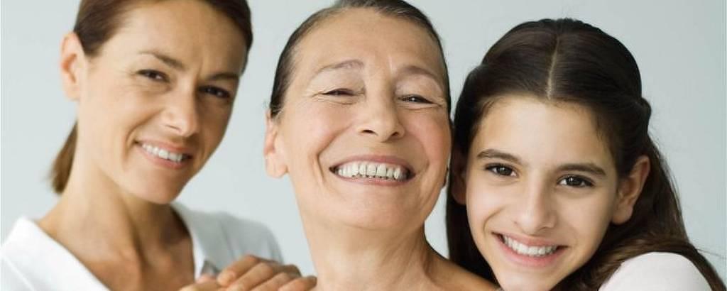 Mesmo que se lute contra, o envelhecimento da pele é incontornável