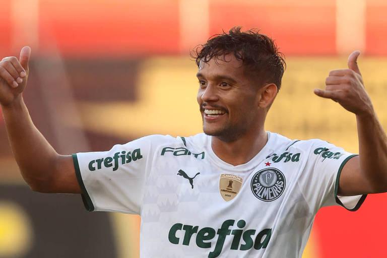 Scarpa se destaca mais uma vez e marca em vitória do Palmeiras sobre o Sport