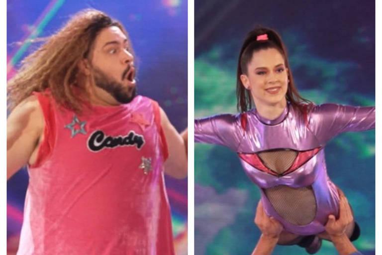 Super Dança dos Famosos: Tiago Abravanel e Sophia Abrahão voltam da repescagem