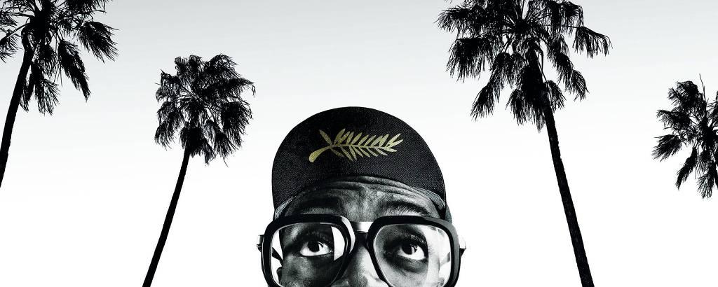 Spike Lee no cartaz do Festival de Cannes de 2021