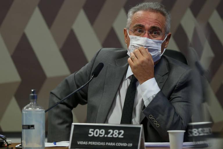 Não há provas de que Renan Calheiros soubesse de irregularidades na compra da Covaxin