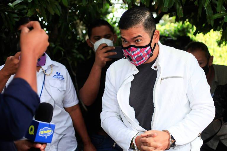 Roberto David Castillo, ex-alto executivo da Desa, foi condenado pela morte de Berta Cáceres, ativista ambiental de Honduras