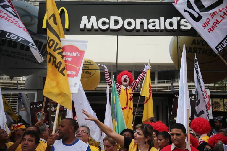 Procuradoria do Trabalho investiga racismo e assédio no McDonald's