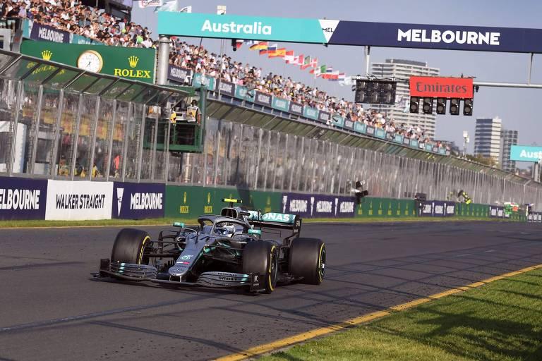 GP da Austrália de F1 é cancelado por causa da pandemia da Covid-19