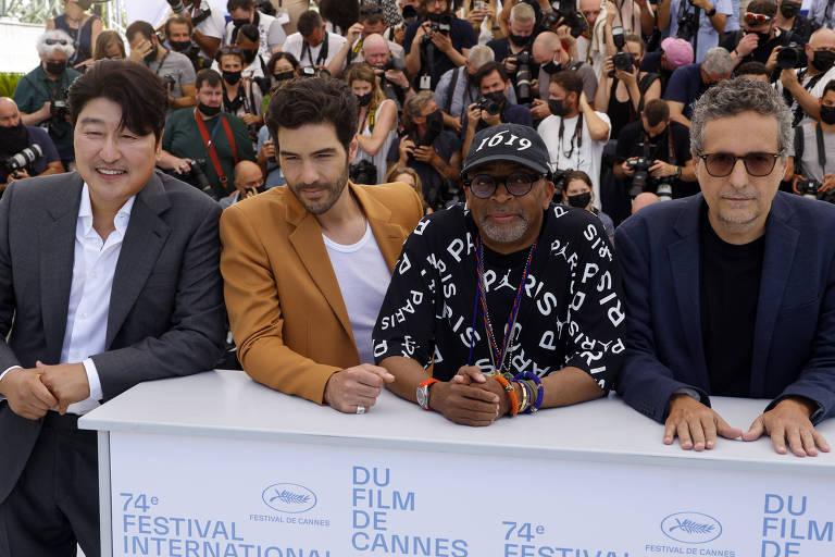 Veja estrelas no Festival de Cannes 2021
