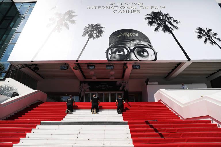 Cannes 2021 fez lembrar prazeres que só um festival ao vivo oferece