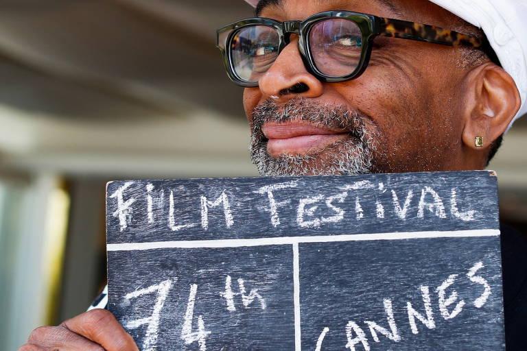 Bolsonaro é um gângster, diz Spike Lee na abertura do Festival de Cannes 2021