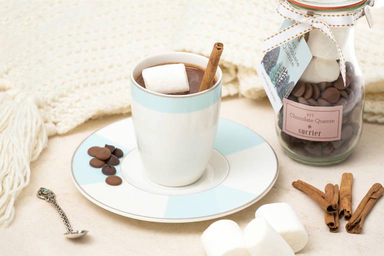 Onde beber chocolate quente em SP