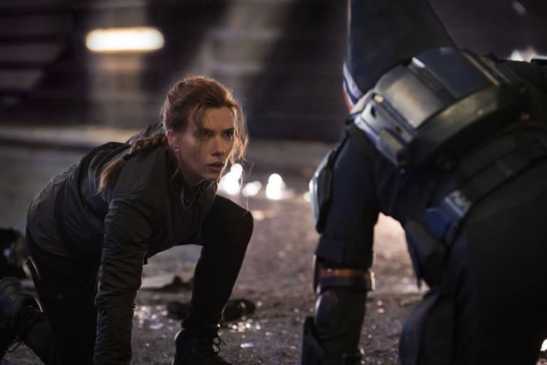 'Viúva Negra', com Scarlett Johansson, é a principal aposta dos cinemas na semana