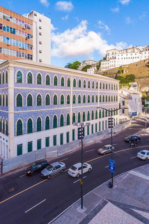 Museu Cidade da Música da Bahia