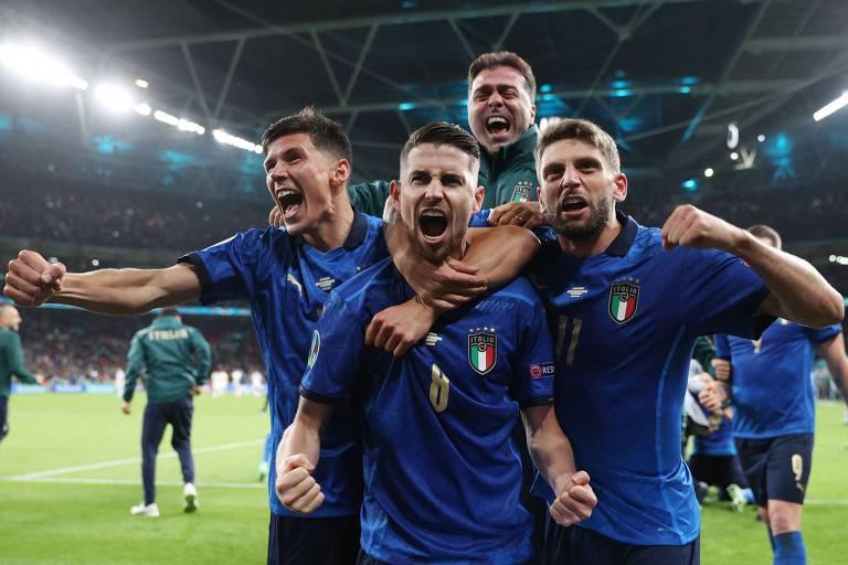 Caneladas do Vitão: Itália enfia a bota nos penais e Espanha dá adeus à Eurocopa