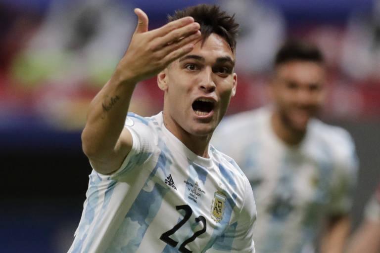 Argentina vence a Colômbia nos pênaltis e vai à decisão