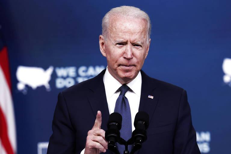 Biden se prova mais duro com China e mais brando com Rússia que Trump
