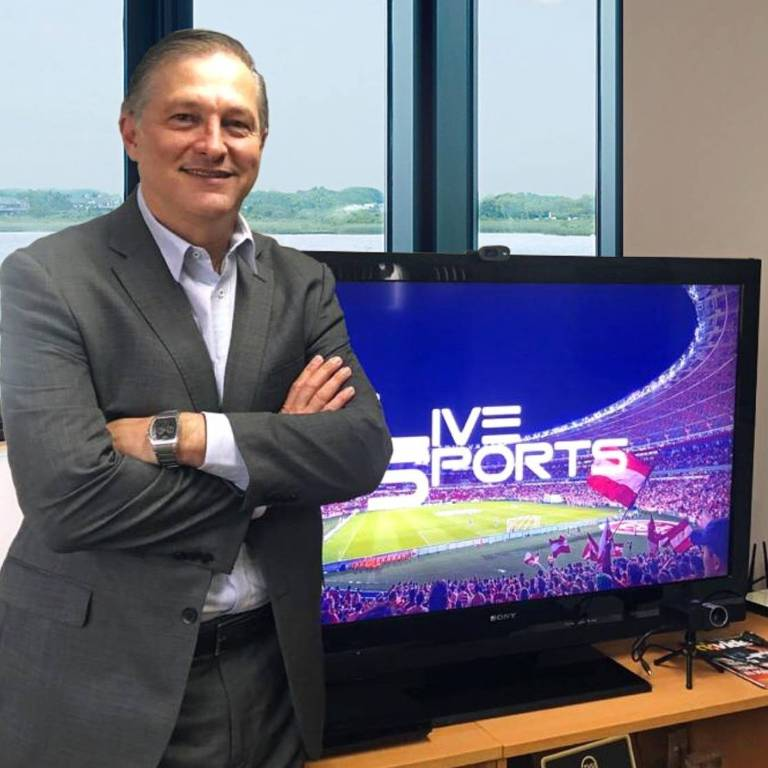 João Palomino, CEO da Live Sports