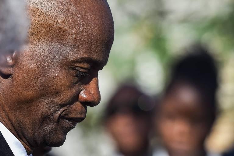 Jovenel Moïse, presidente do Haiti assassinado na madrugada desta quarta (7)