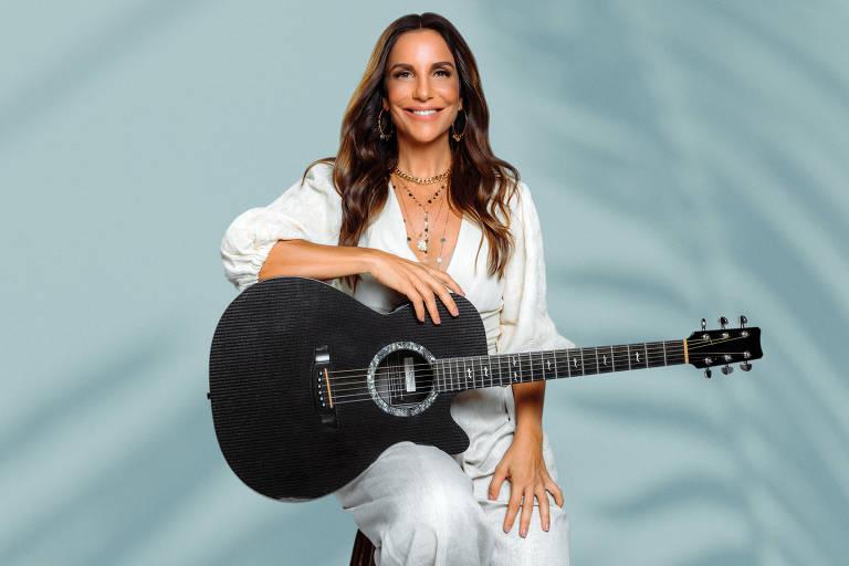 Ivete Sangalo comanda  na nova temporada do Música Boa Ao Vivo