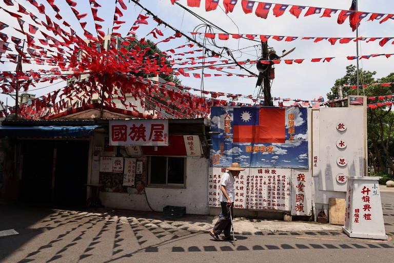 Reunificação prometida por Xi vê nacionalismo jovem em Taiwan como obstáculo
