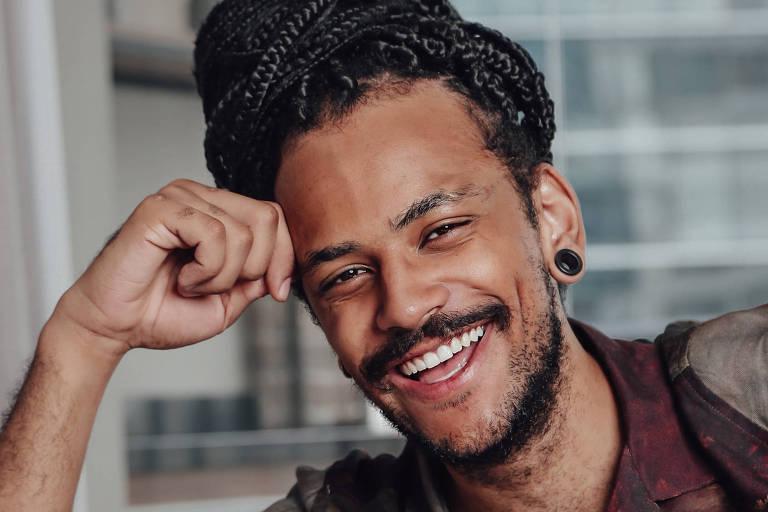 Ex- BBB João Luiz quer ampliar debate sobre educação como apresentador