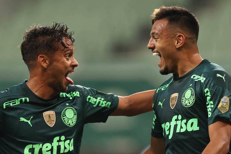 Caneladas do Vitão: Palmeiras afunda Grêmio na lanterna e assume a liderança