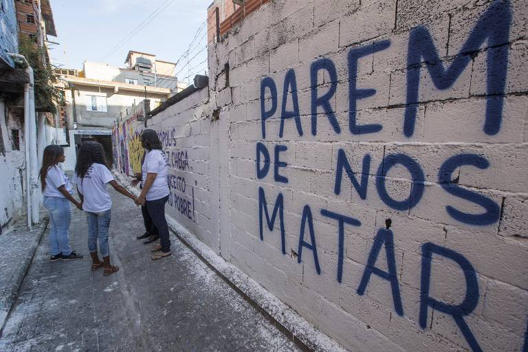 Promotoria de SP denuncia 12 PMs por homicídio doloso de jovens em Paraisópolis