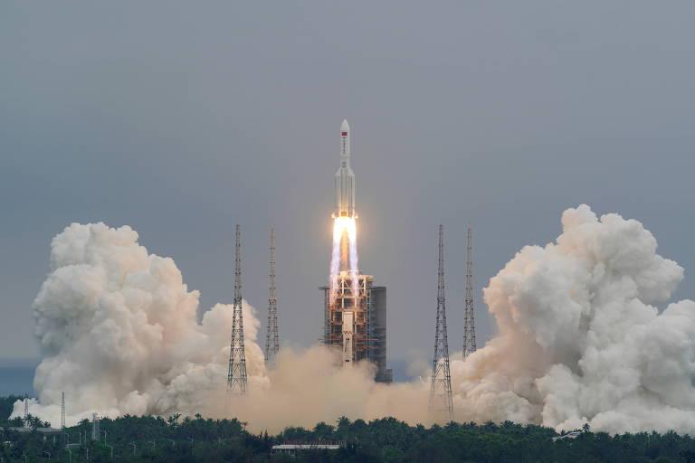 O plano da China para lançar foguetes e desviar asteroide que poderia acabar com vida na Terra