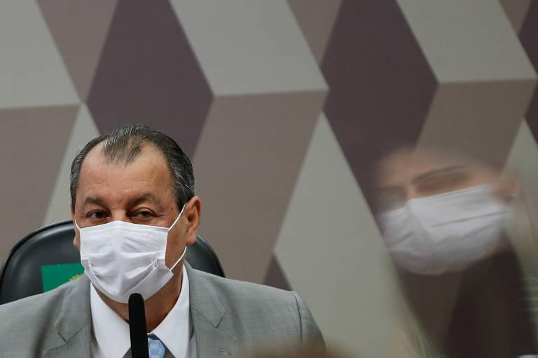 Presidente da CPI afirma que crime de responsabilidade de Bolsonaro está 'cada vez mais claro'