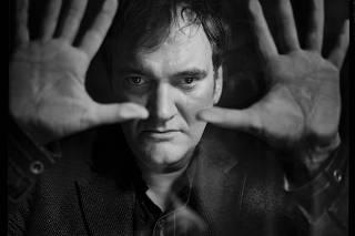 Writer and director Quentin Tarantino.