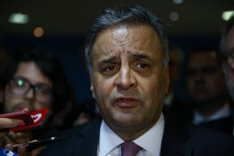 Aécio rejeita suspeita sem provas de Bolsonaro e diz não acreditar em fraude nas urnas em 2014
