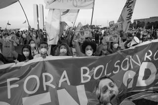 IMPEACHMENT / PROTESTO / OPOSICAO / SUPER PEDIDO / CAMARA / BOLSONARO