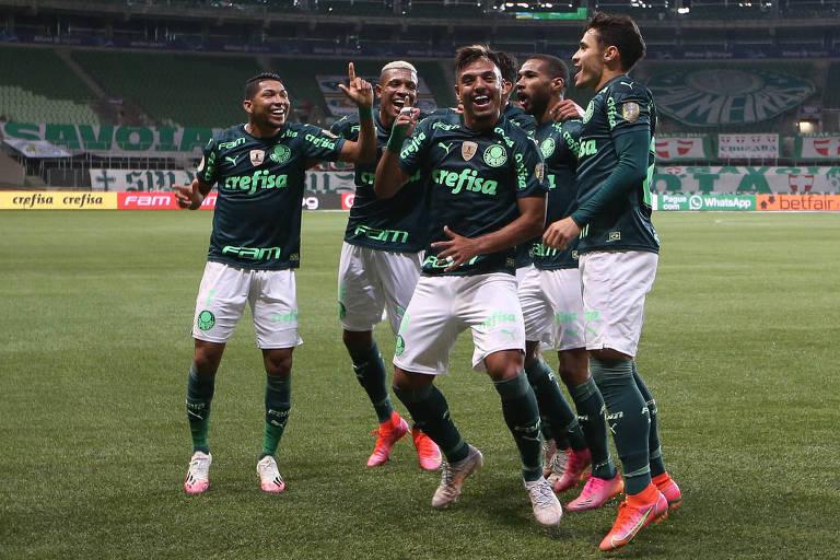 Caneladas do Vitão: Santos desafia o favoritismo do embalado líder Palmeiras