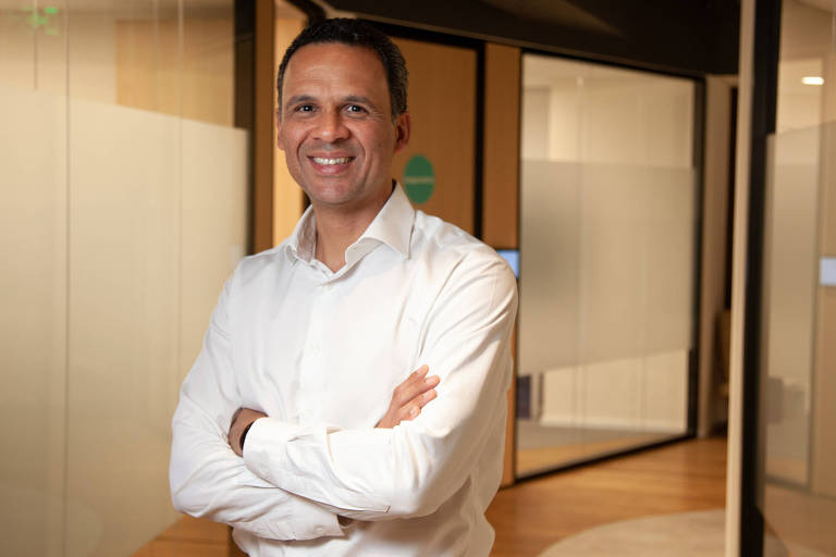 Julio Ramundo, diretor de finanças corporativas da Suzano