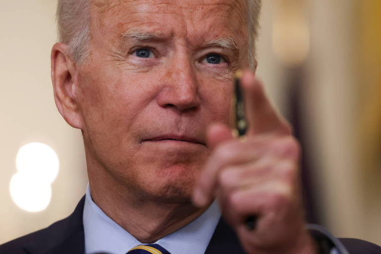 Encontros sigilosos refletem pressões de Biden por mudanças no Oriente Médio