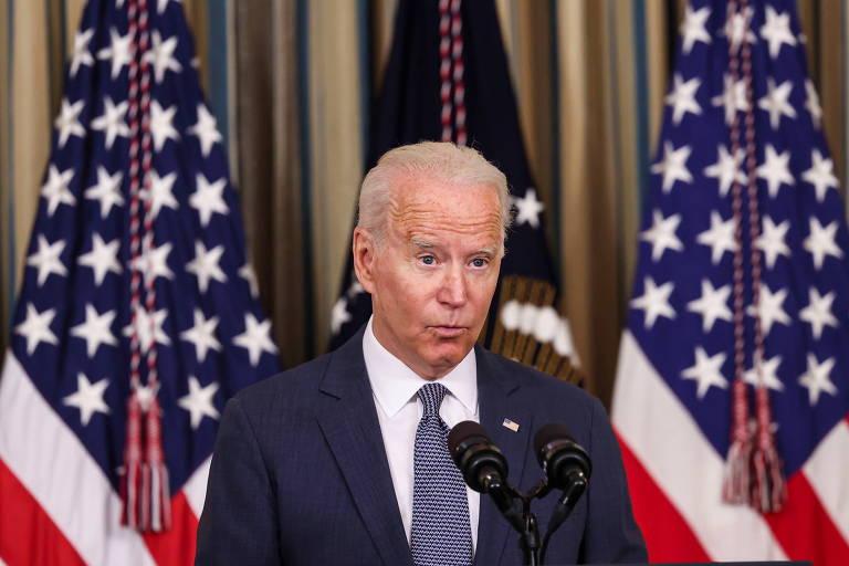 Biden ordena maior controle de grandes empresas
