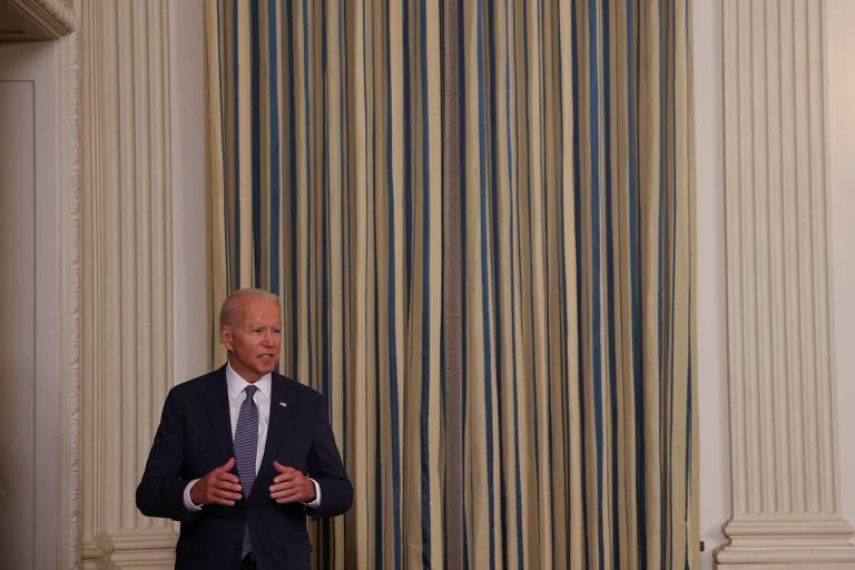 Se a Rússia violar certas regras, responderemos, diz Biden sobre cibersegurança