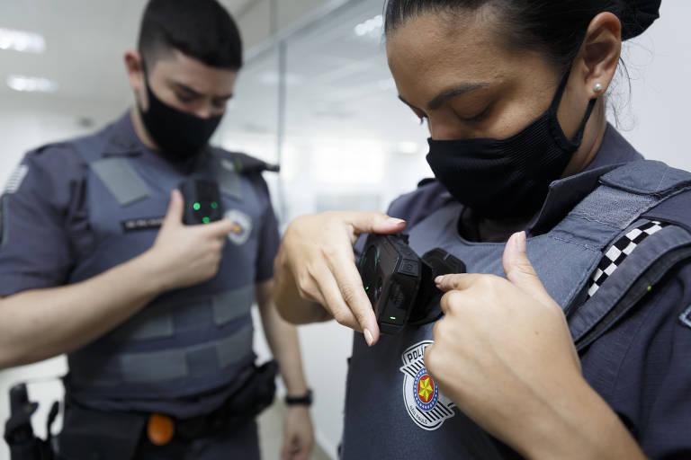 Polícia e sociedade têm muito a ganhar com uso de câmeras em uniforme