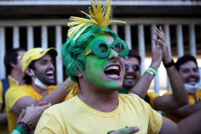 Brasil e Argentina fazem final da Copa América 2021 neste sábado