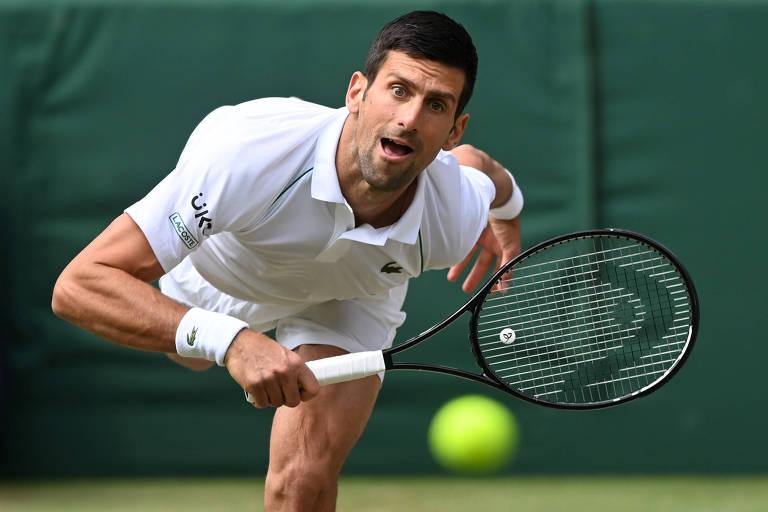 Djokovic conquista Wimbledon e iguala recorde de Grand Slams de Nadal e Federer