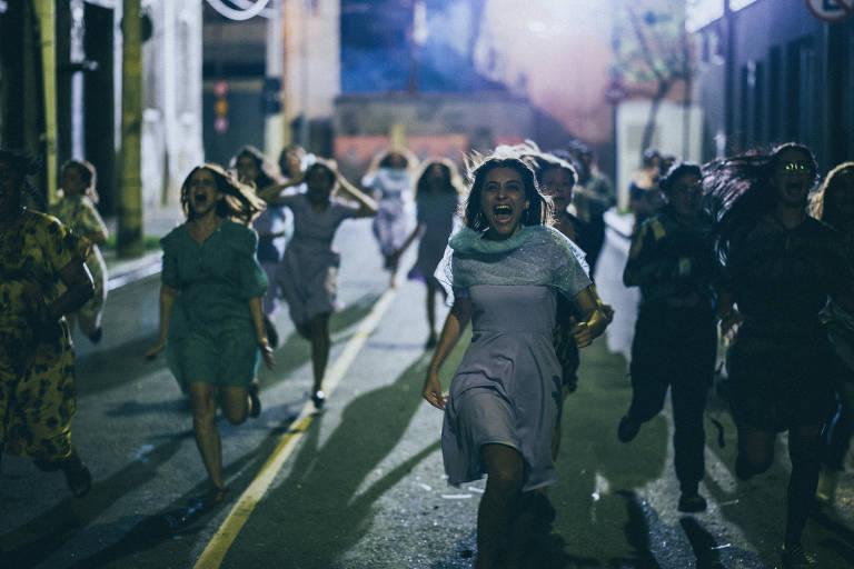 Cena do filme 'Medusa', que Anita Rocha da Silveira apresenta no Festival de Cannes