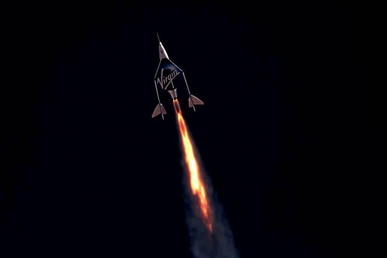 Virgin Galactic pretende enviar um turista ao espaço por dia, diz presidente