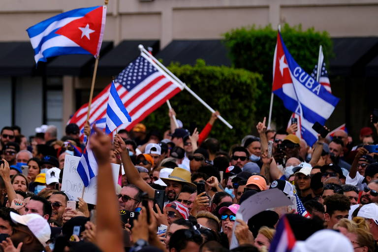 A tempestade cubana transcende o bloqueio