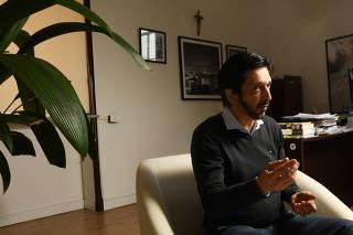 Entrevista com prefeito Ricardo Nunes
