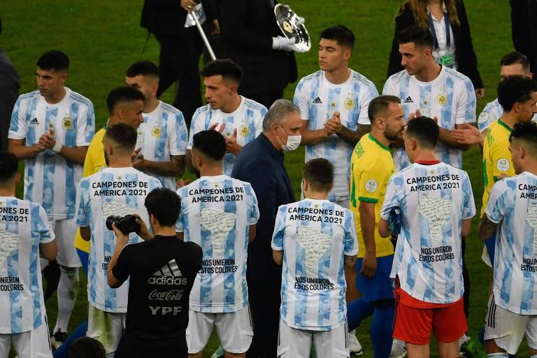 Caneladas do Vitão: Bolsonarazo pode até ajudar a seleção da CBF na Copa de 2022